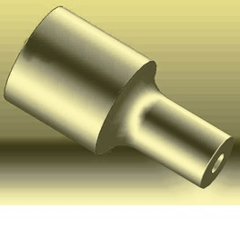 This is a picture showing an ultra sonic tool.