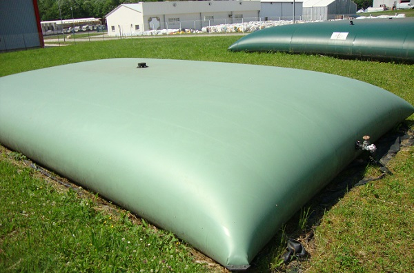 This is a photo of a liquid tank produced in an HH-welding machine.