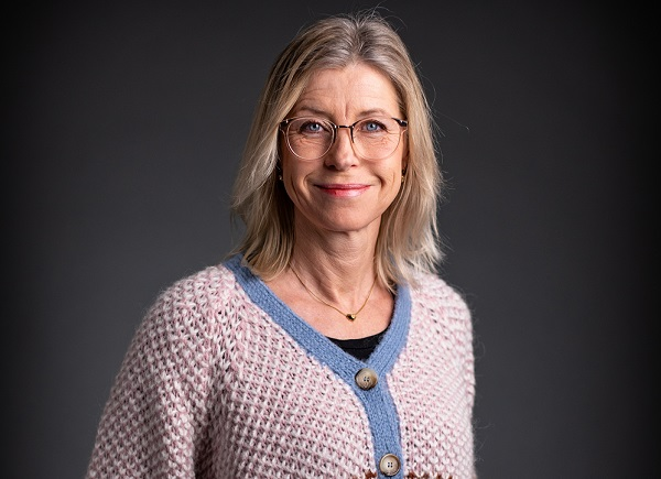 This is a photo of Annelie, who is Marketing Manager & Area Manager at Forsstrom.