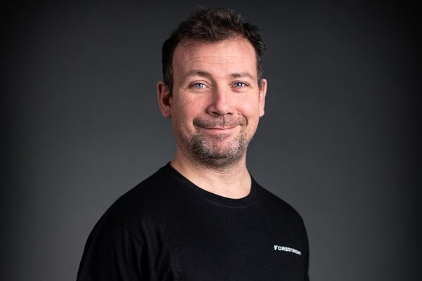 This is a photo of Henrik Nyblom, who is Software Developer at Forsstrom.